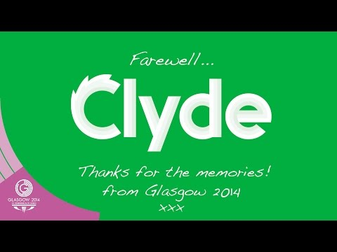 clyde - What can we say? Clyde has been the face of the Games for the past few years and as he's travelled across Scotland from the Borders to the Highlands his ener...