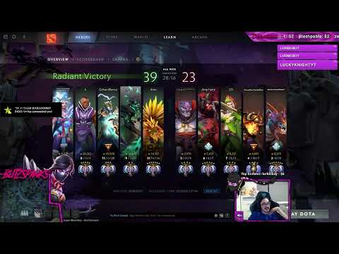 Dota 2 - New heroes today, replacing ember spirit (streaming on twitch.tv/blitzspanks after)