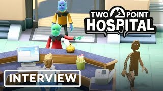 Two-Point Hospital Makes Life Threatening Illnesses FUN Again - Gamescom 2019 by IGN