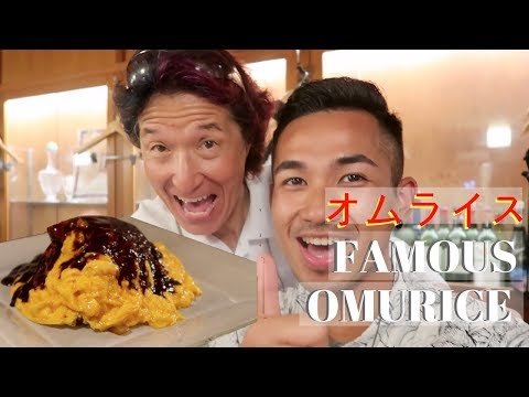 Orgasmic Omurice of Japan  洋食屋 キチキチ | EP12 (видео)