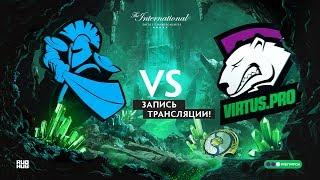 Newbee vs Virtus pro, The International 2018, game 1