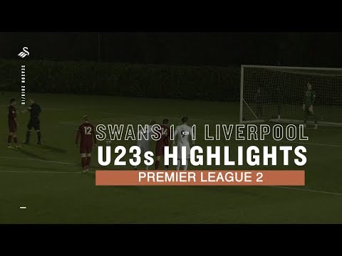 Highlights: Swans U23s 1 Liverpool U23s 1