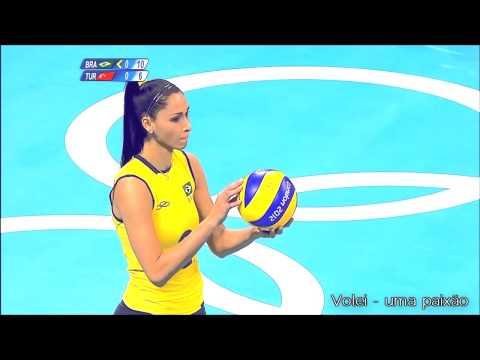 jaqueline - video from: Volei-uma paixão.