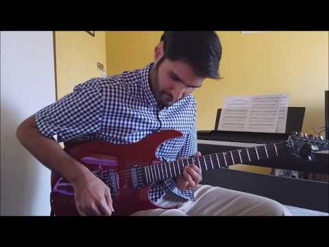 Cory Henry - Heart (at Midnight) Transcription - Zo Shah (guitar)