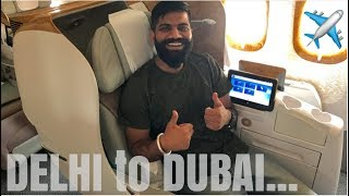 Video DELHI to DUBAI - The Journey...✈️😎👍 MP3, 3GP, MP4, WEBM, AVI, FLV November 2017