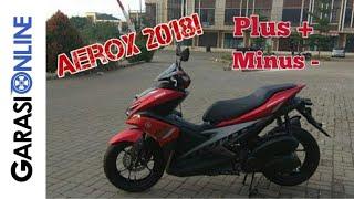 Video Review Yamaha Aerox 155 2018 facelift, Kekurangan dan Kelebihannya. MP3, 3GP, MP4, WEBM, AVI, FLV Desember 2018