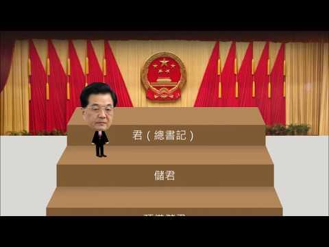 中共高層人事潛規則 政治繼承始終難解