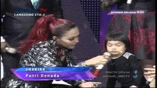 Video Lucunya Anak Denada Bergoyang - Konser Seleksi KDI 2015 (31/3) MP3, 3GP, MP4, WEBM, AVI, FLV Agustus 2018