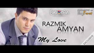 [AUDIO] Eurovision 2010 Armenia ? Razmik Amyan - My Love [National Selection] [Brand New]