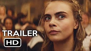 Nonton Tulip Fever Official Trailer  1  2017  Cara Delevingne  Alicia Vikander Drama Movie Hd Film Subtitle Indonesia Streaming Movie Download