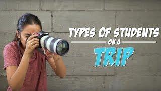 Video Types of Students On A Trip | MostlySane MP3, 3GP, MP4, WEBM, AVI, FLV Desember 2017