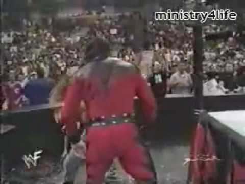 mask kane - MINSTRY4LIFE--- UNDERTAKER DRESSED AS KANE.