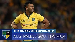 Australia v South Africa Rd.3 2018 Rugby Championship video highlights| Rugby Championship Video Hig