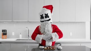 Video Cooking with Marshmello: How To Make Strawberry Santas (Christmas Edition) MP3, 3GP, MP4, WEBM, AVI, FLV Januari 2018