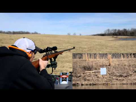 HOW FAR IS A .22LR ACCURATE?