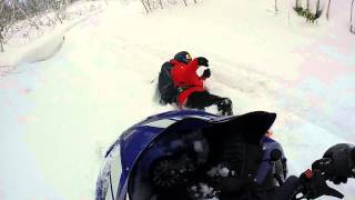 Learning to Snowmobile in Asia - a Web Short