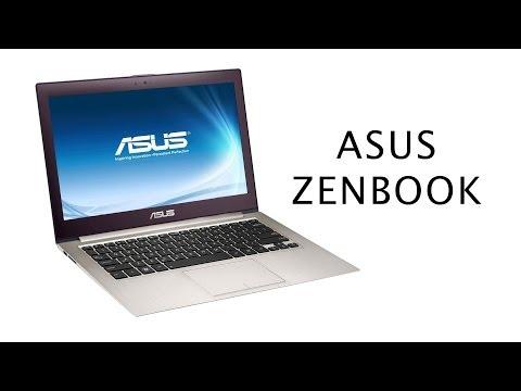 Asus Zenbook - Test - Recenzja - Prezentacja. Ultrabook Model UX32VD