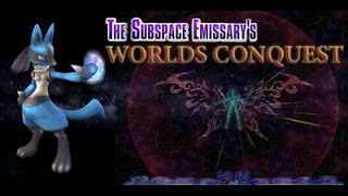 The Subspace Emissary's Worlds Conquest TRAILER