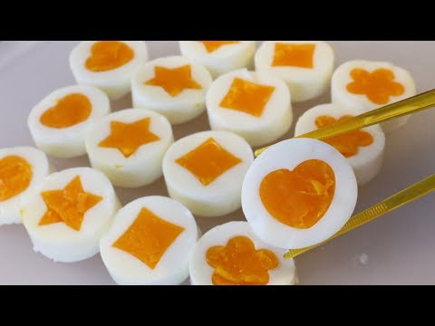 Weird Boiled Egg Maker Cooking Hacks Kitchen Gadgets (видео)