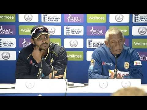 3rd Test - Day 1 - Sri Lanka in England 2011 - Highlights