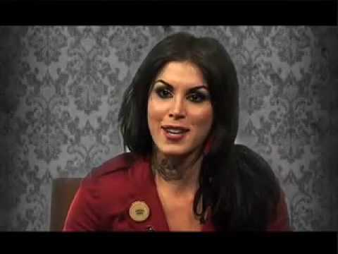 Kat Von D discusses High Voltage Tattoo