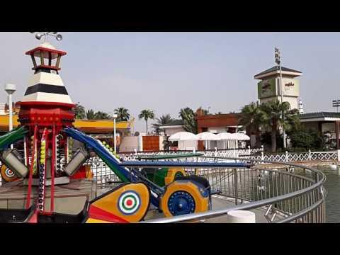 Al Shallal Theme Park Jeddah Indoor Look