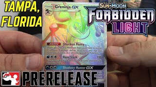 Pokemon Forbidden Light Prerelease! | Tampa, Florida by The Pokémon Evolutionaries