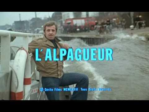 L'ALPAGUEUR (Der Greifer) w. Jean-Paul Belmondo ,trailer DE