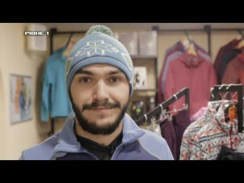 """Школа майстрів: Одягаємося правильно у холодну зиму в магазині """"Gorgany"""". Частина 2"""