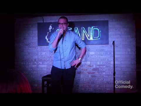 Joe DeRosa Pukes on the F Train: Official Comedy Stand-Up