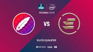 The Pango vs  EPG, ESL One Mumbai EU/CIS Quals, bo3, game 2 [Jam & Smile]