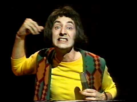 Emo Philips LIVE in London - '90