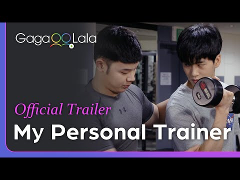 "We can think of 100 FUN and SWEATY workouts with this Korean beefcake in ""My Personal Trainer""!"