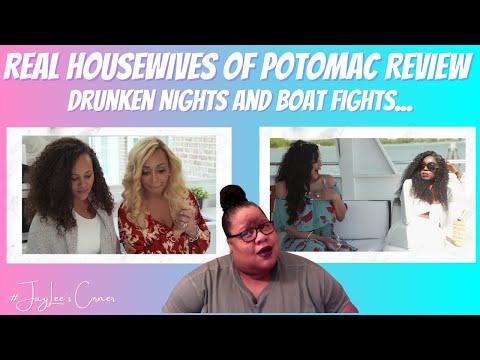 Real Housewives of Potomac Season 6 Ep 15 Review