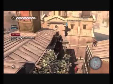 Видео обзор игры Assassin's Creed- Brotherhood