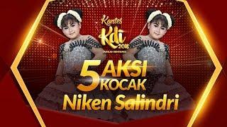 Video Begini 5 Aksi Niken di KDI 2018 yg Bikin Semua Tertawa Terbahak Bahak MP3, 3GP, MP4, WEBM, AVI, FLV November 2018