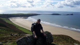 Port-Eynon United Kingdom  city pictures gallery : Gower Peninsula Hiking Holiday South Wales UK
