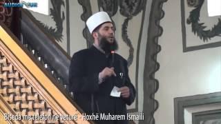 Biseda me telefon në veturë - Hoxhë Muharem Ismaili