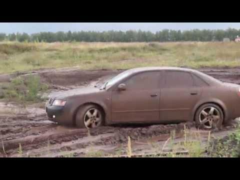 Видео ауди q5 в грязи фото