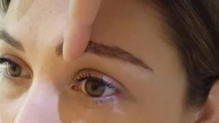 Healed Microbladed Eyebrows (4 weeks)