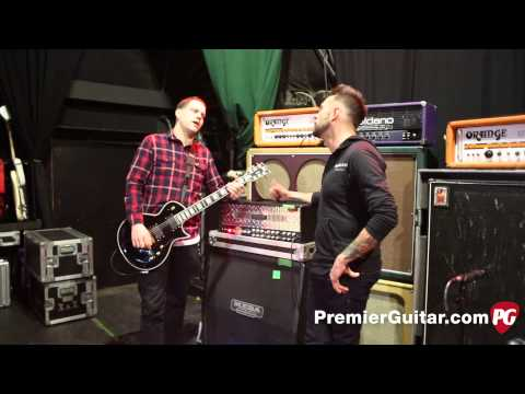 Rig Rundown - Comeback Kid Stuart Ross and Ron Frisen