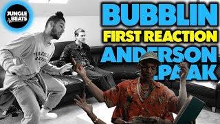 ANDERSON .PAAK - BUBBLIN REACTION/REVIEW (Jungle Beats)
