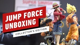 Jump Force Collector's Edition Unboxing by IGN