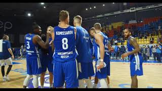 BASKETVLOG #3: ENISEY after the game with PARMA