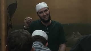 2. Namazi i Natës (Xhamia Isa Beu - Shkup 2013_1434) - Hoxhë Remzi Isaku