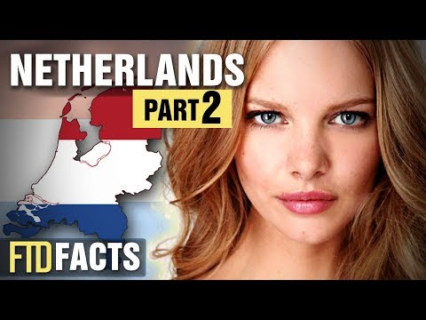 10+ Facts About The Netherlands - Part 2