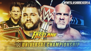 Nonton WWE Fastlane 2017 Match Cards Film Subtitle Indonesia Streaming Movie Download
