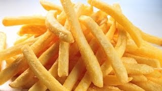 【BackWards】How To Make McDonald's French Fries