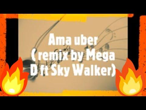 Afro house: Nathan blur - Labantwana Ama Uber(Cover) remix by Mega D ft Sky Walker