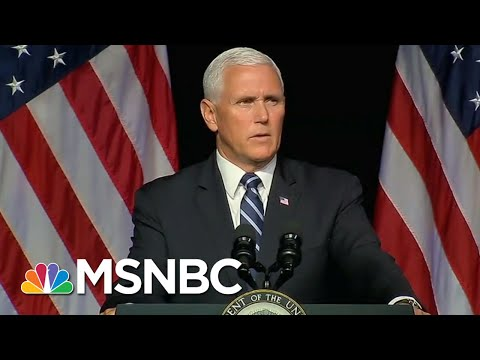 What Could The U.S. Get With The Space Force's $8 Billion Budget? | Velshi & Ruhle | MSNBC